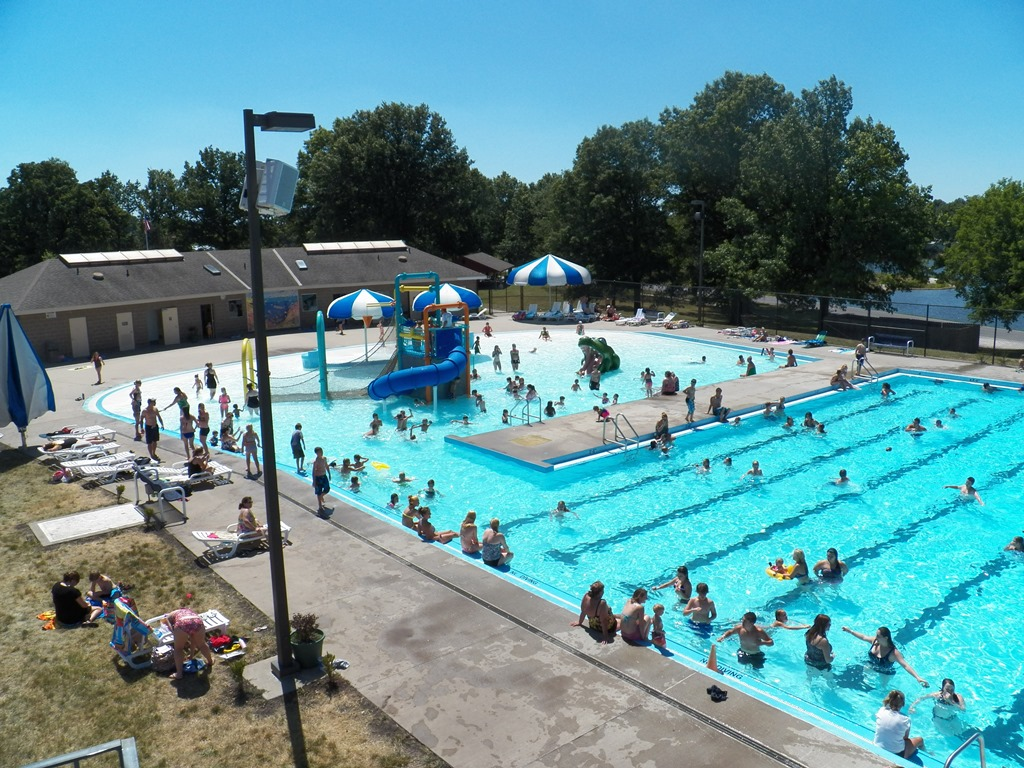 Harrisonville Mo Official Website Outdoor Aquatic Center