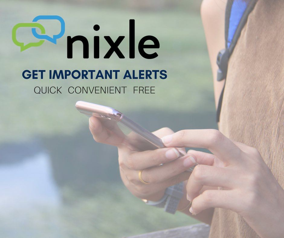Stock photo - Nixle
