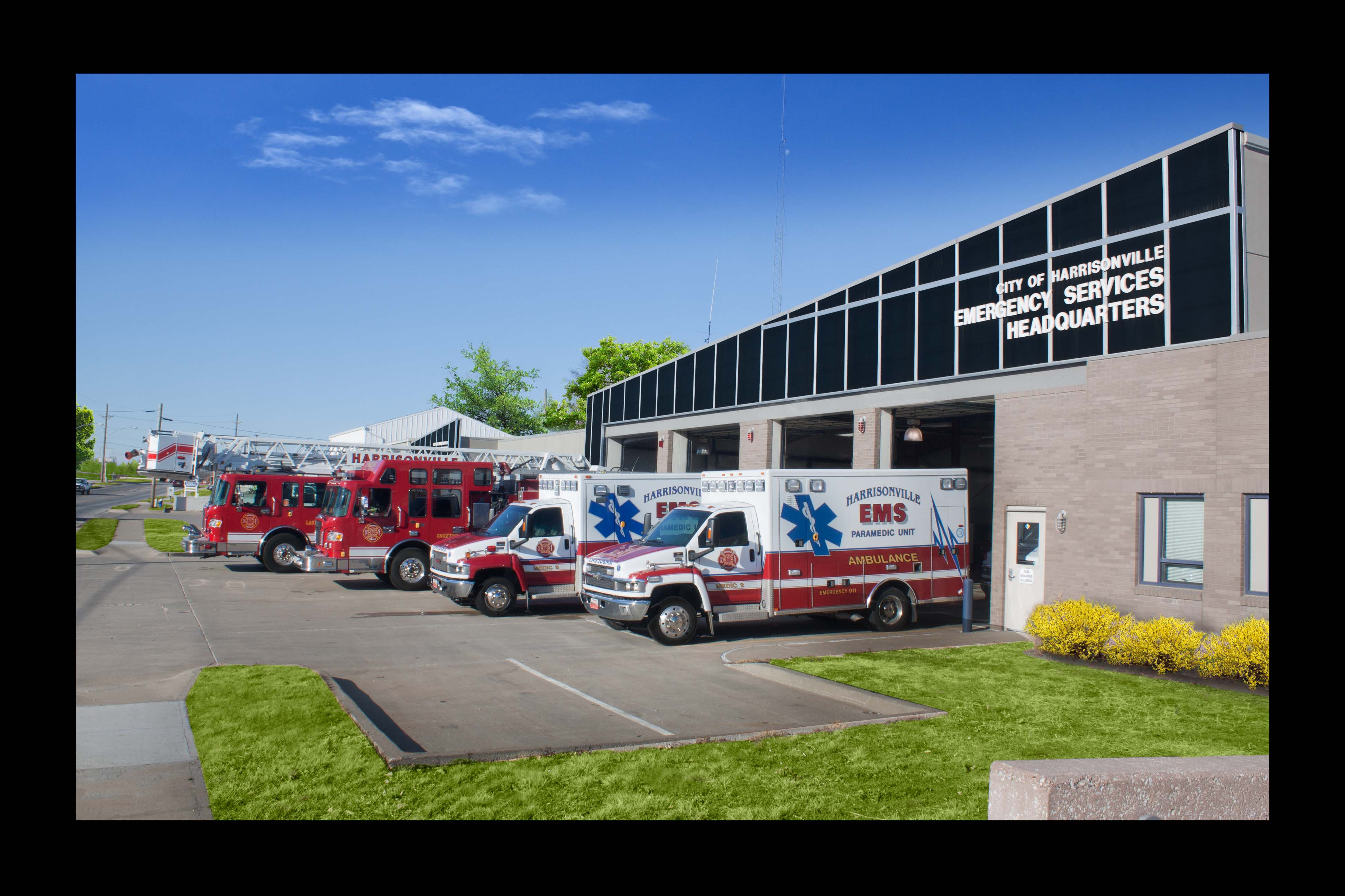 Harrisonville Mo Official Website Emergency Services