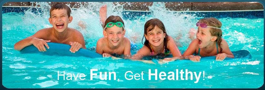Harrisonville Mo Official Website Swim Lessons Swim Team Conditioning
